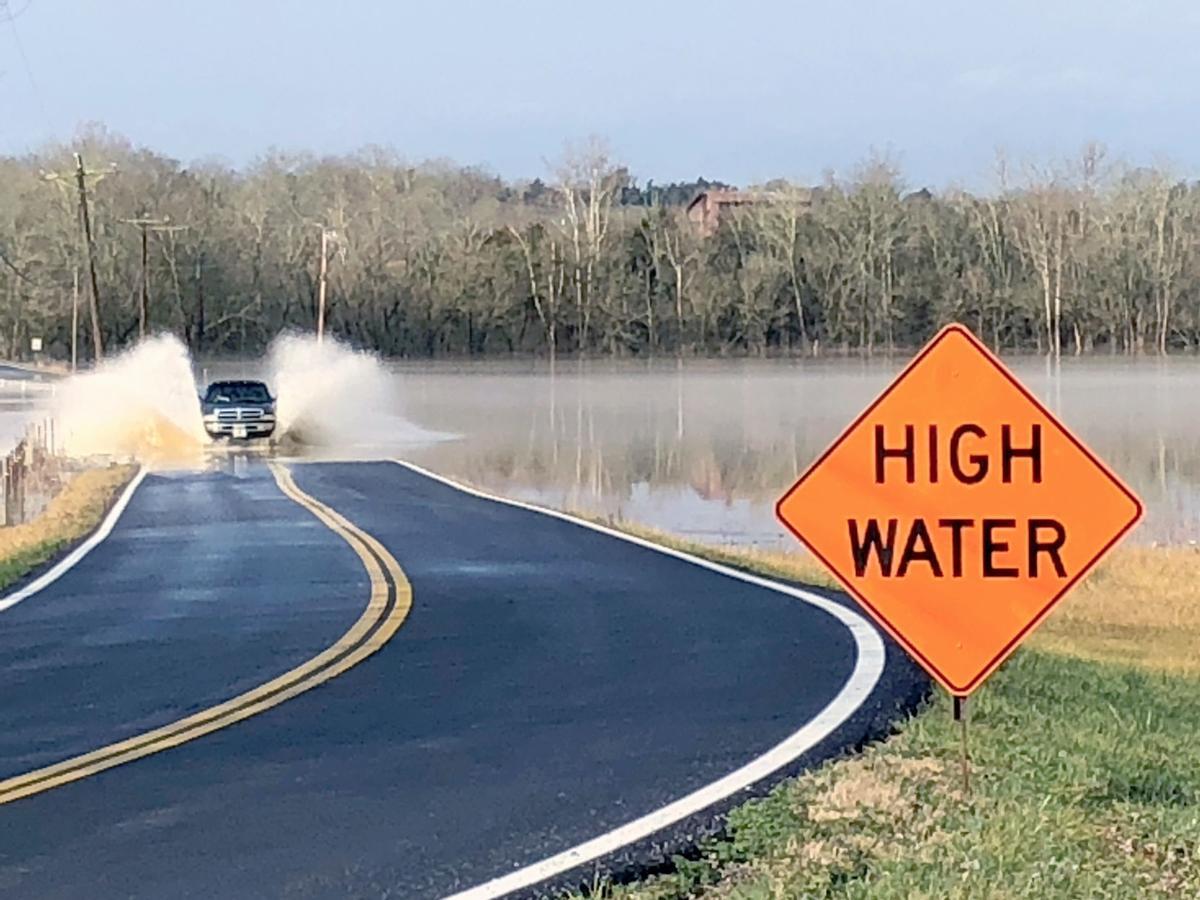 Ottway Road Flooding