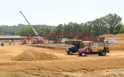 First Construction At US Nitrogen Site