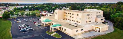 Takoma Regional Hospital current building (copy) (copy)