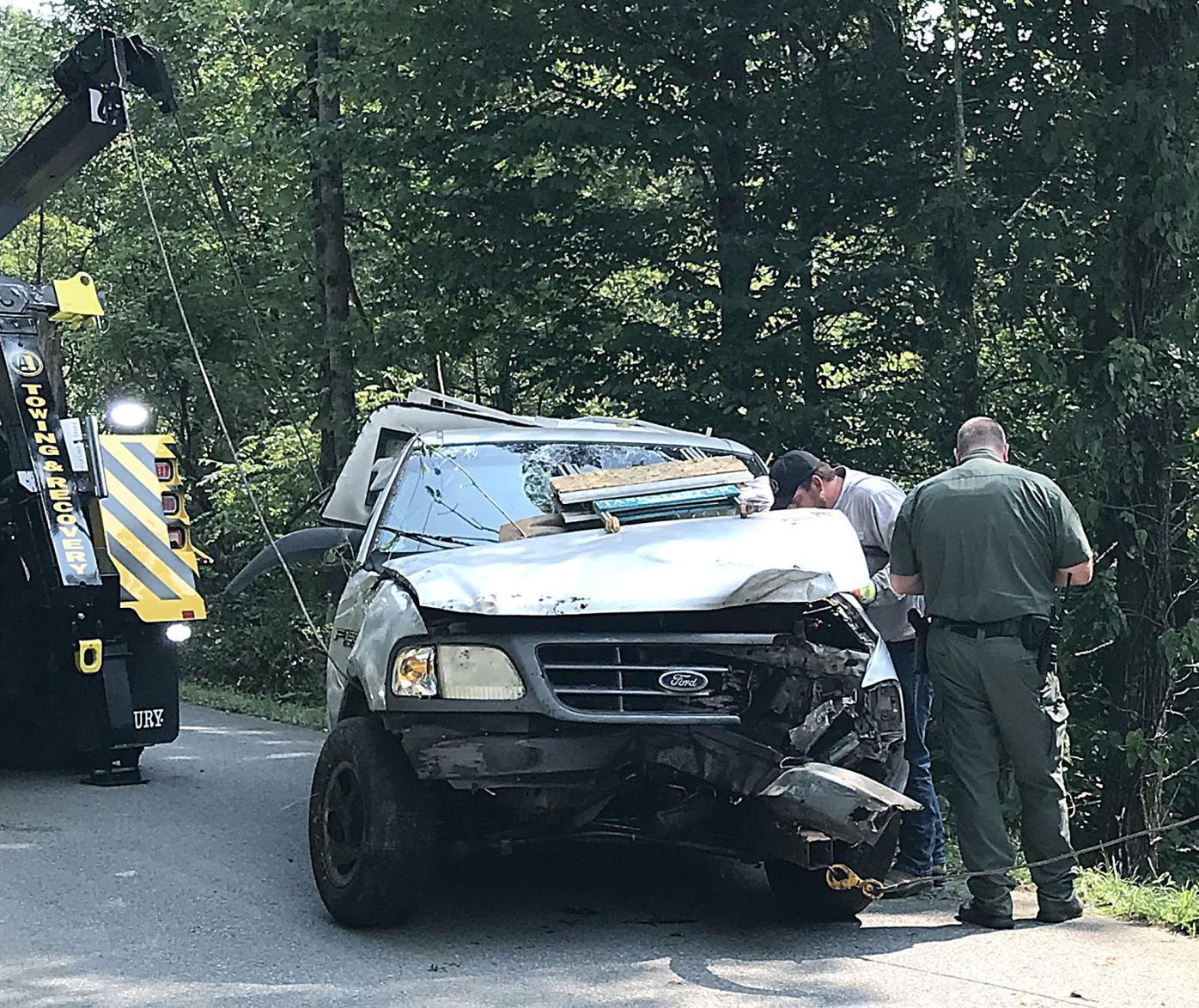 Trooper Conducts Investigation After Fatal Crash