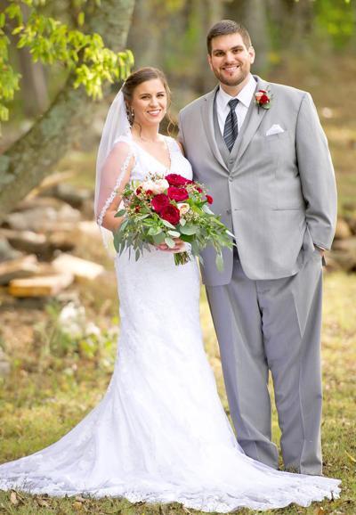 Tiffany Danielle Morgan Weds Jared Charles Abel