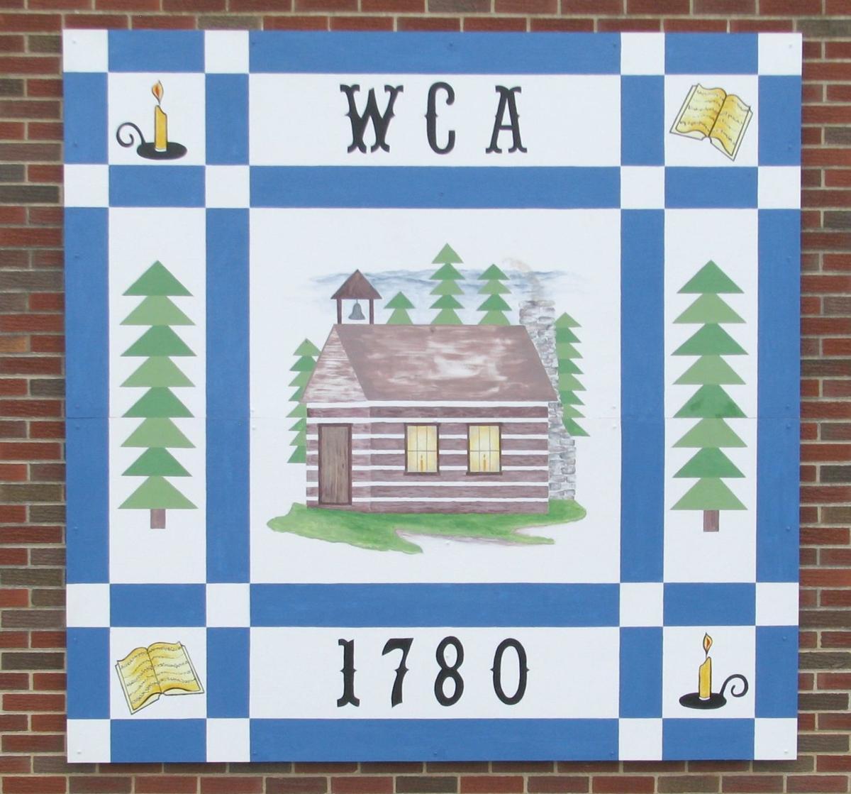 WCA Quilt Block