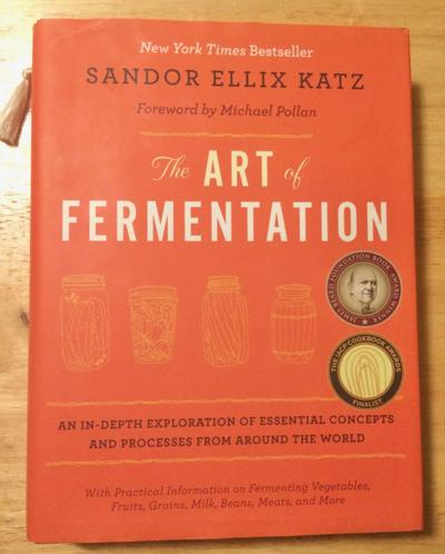 """THE ART OF FERMENTATION"""