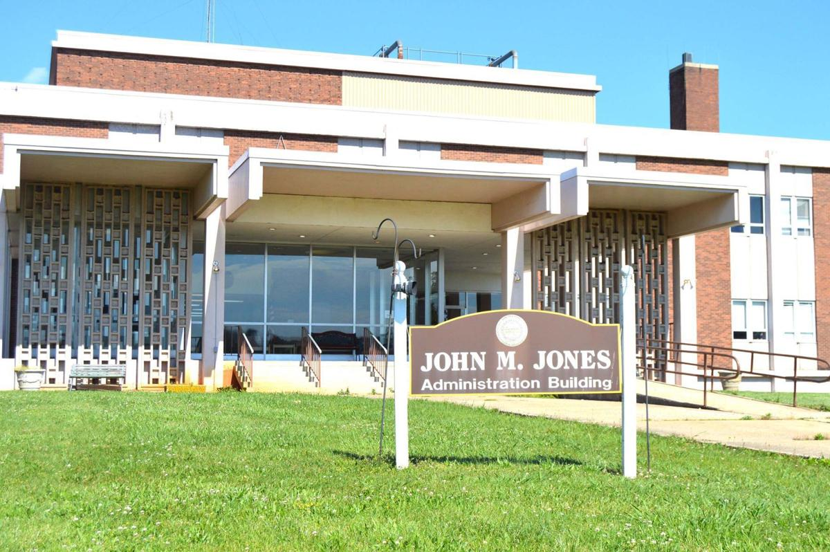 John M. Jones Administration Building Greene Valley Developmental Center