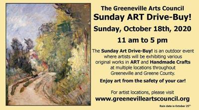 SUNDAY ART DRIVE-BUY