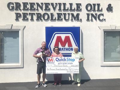 Greeneville Oil Donation