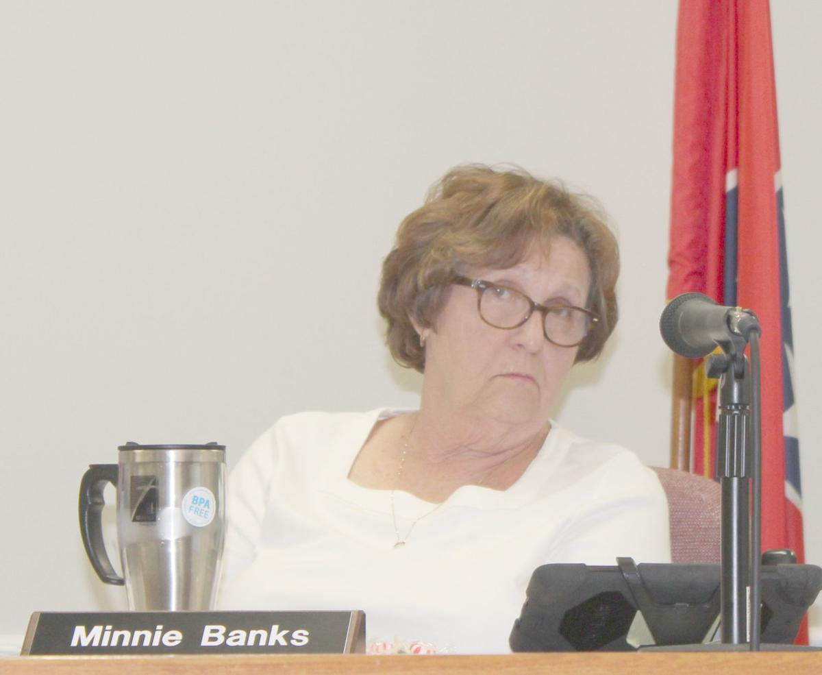 Minnie Banks