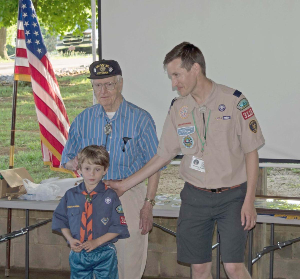 Boy Scout Troop 94 Celebrates 70th Anniversary