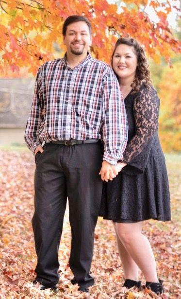 Daniel Shane Cruz and Samantha Nicole Spillman