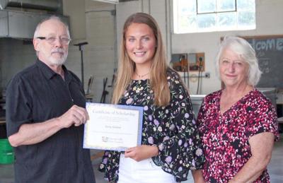 Arts Council Scholarship