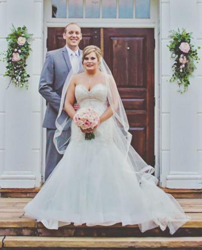 Ellen Marie Shuck Weds Alex Christopher Lipe