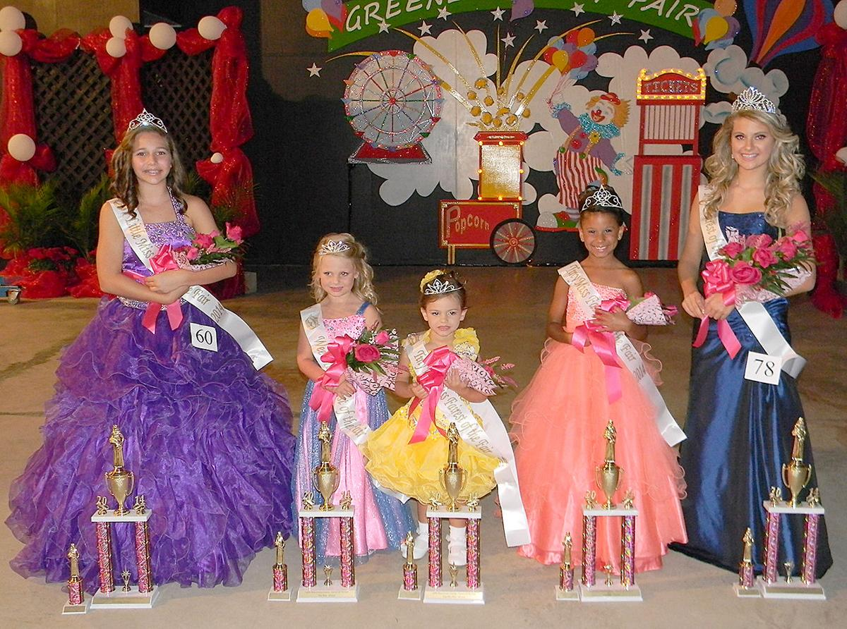 Who Won Tennessee Fairest Of The Fair Pageant 2020.Little Miss Fairest Community News Greenevillesun Com