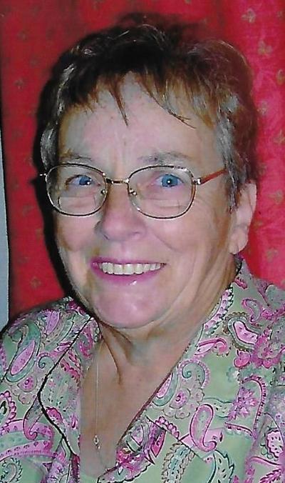 Alberta Ruth 'Cricket' Gilland