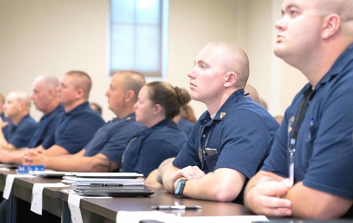 Police Academy Classroom Training Exercise