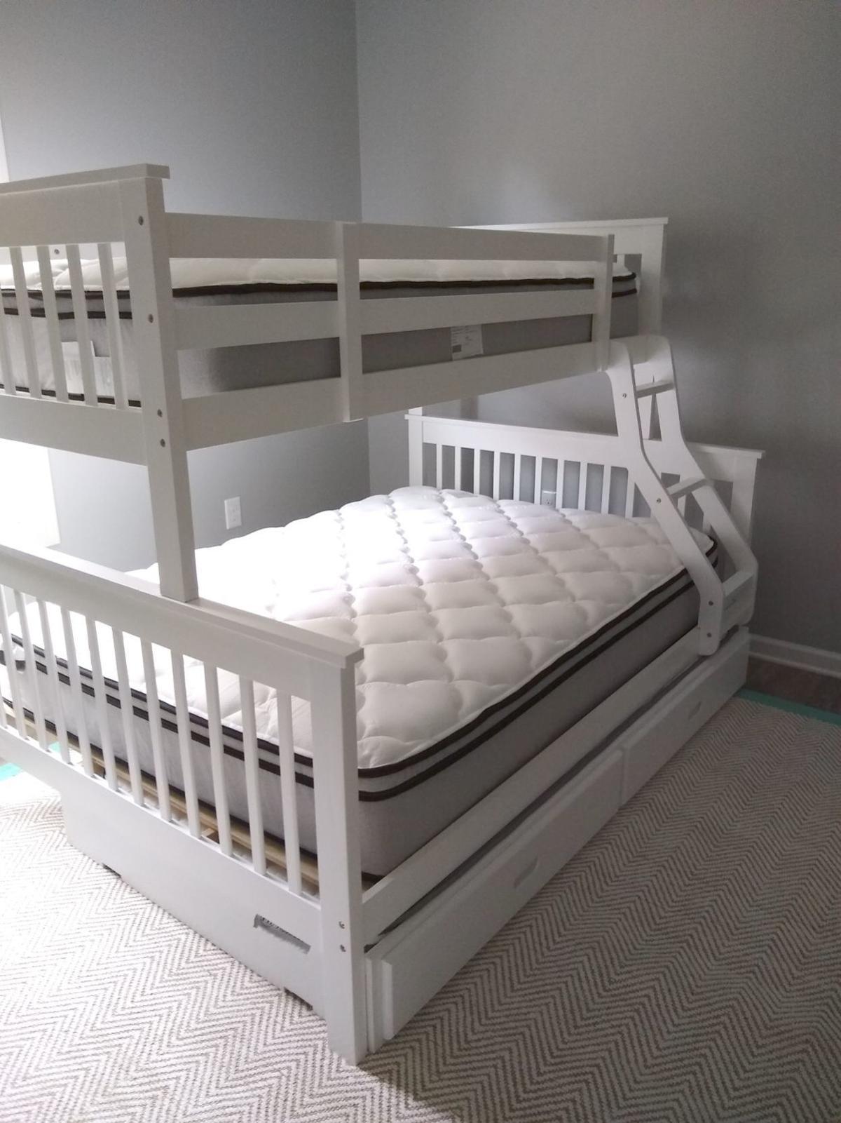 Isaiah House bedroom
