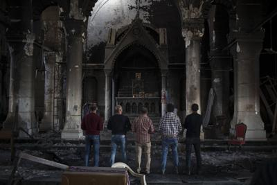 Vatican Iraq