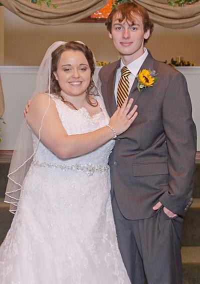Shiana Marie Ward Weds Cody James Morgan