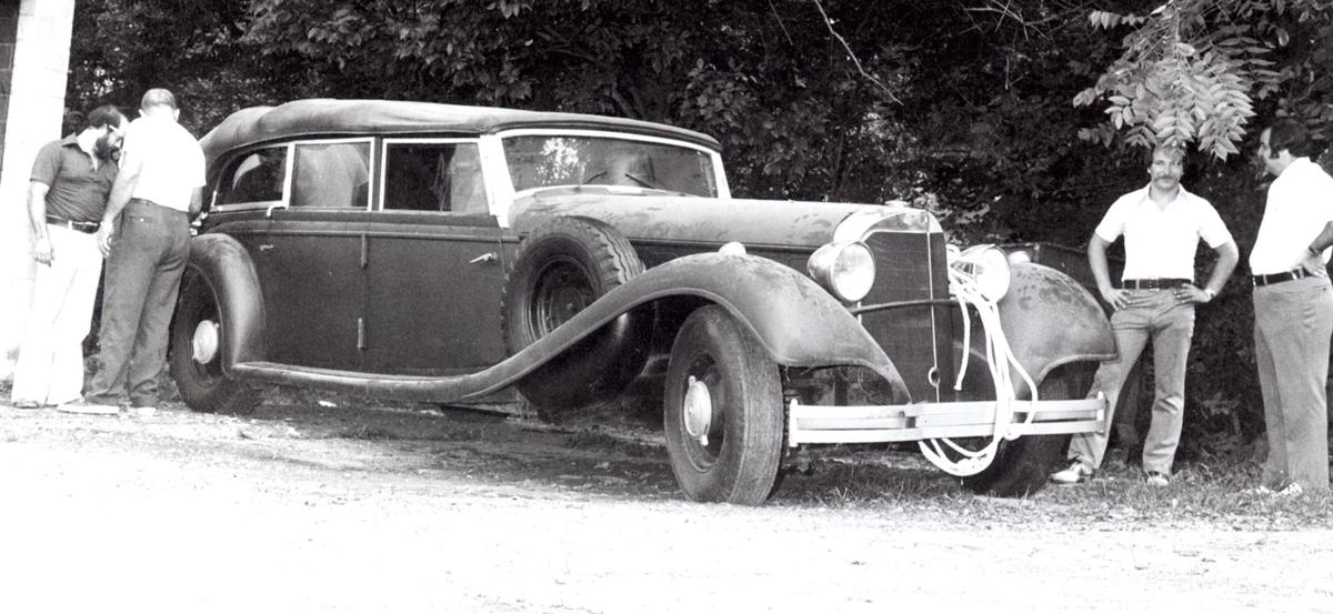 Hitler Car Still Unsold After Arizona Auction Local News