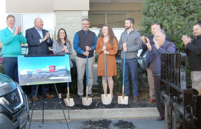 Breaking Ground For Nissan