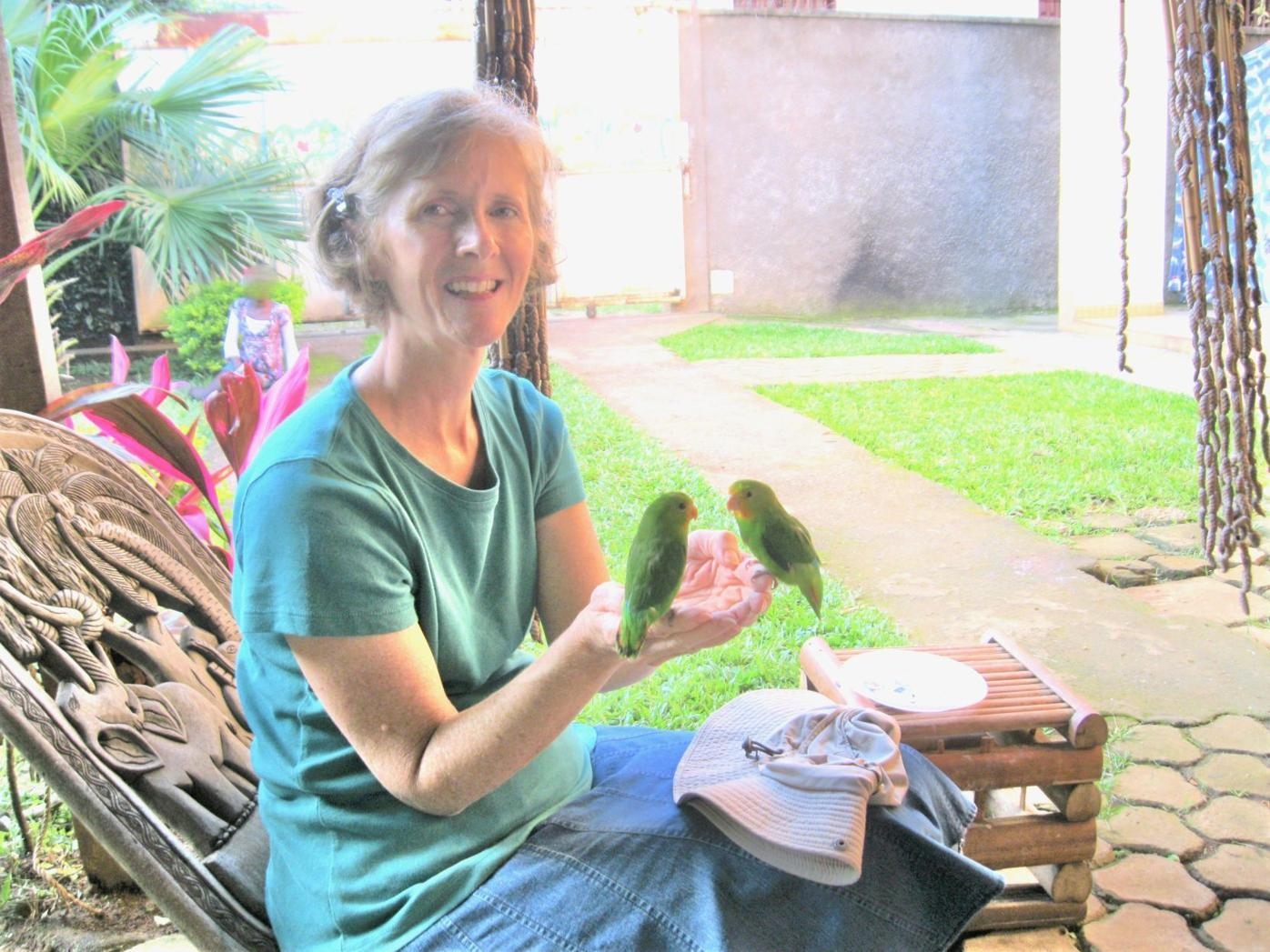CAMAROON BIRDS AND JANN