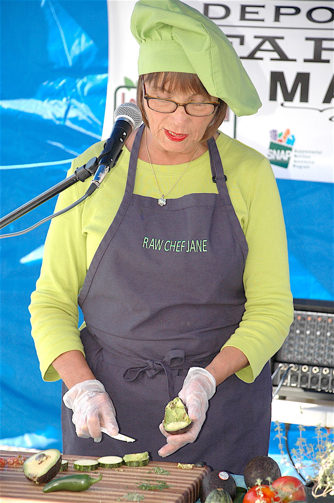 Raw Chef Jane