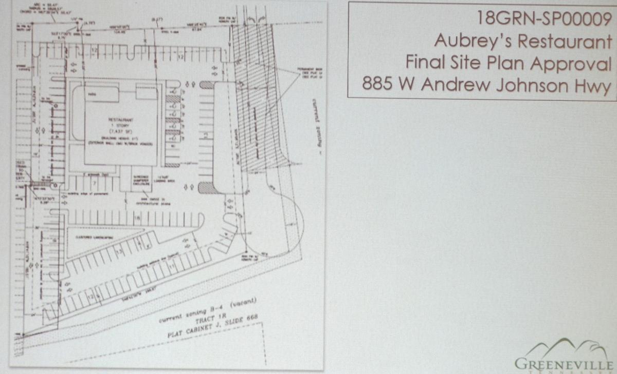 Aubrey\'s Restaurant Plan Gets Final OK   Local News   greenevillesun.com