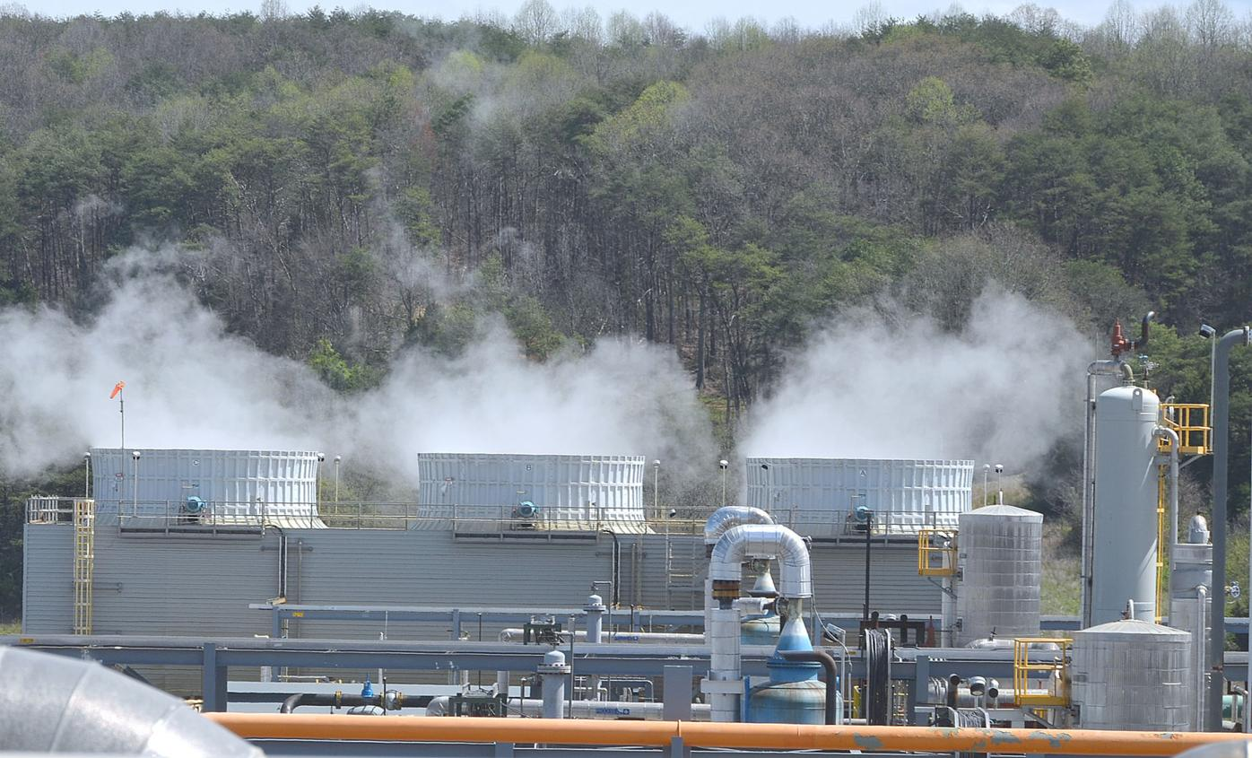 US Nitrogen Cooling Towers