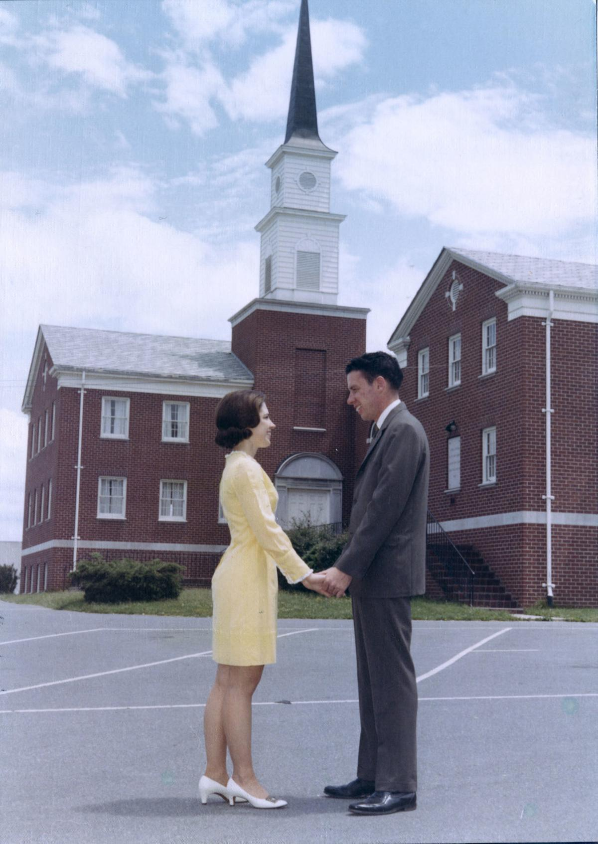 The Couple In 1969