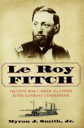Tusculum College Librarian Smith Authors Book On Civil War Gunboat Commander Le Roy Fitch