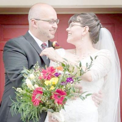 Linda Ann Beckett Maupin Weds Brant Paxton Fitzpatrick
