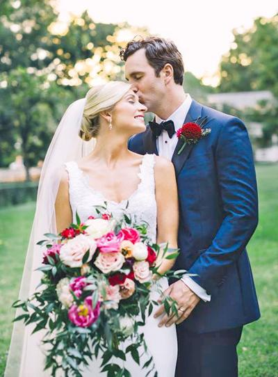 Allison Warner Weds Zachary Smith