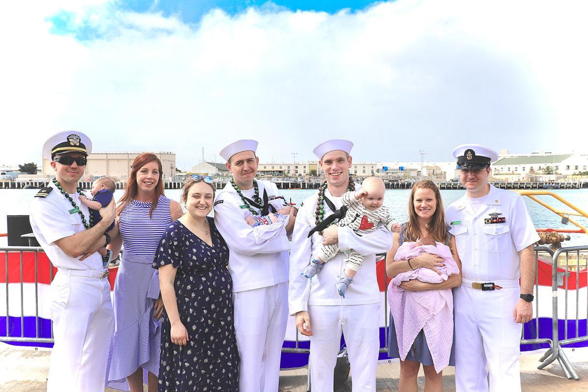 USS Greeneville Returns