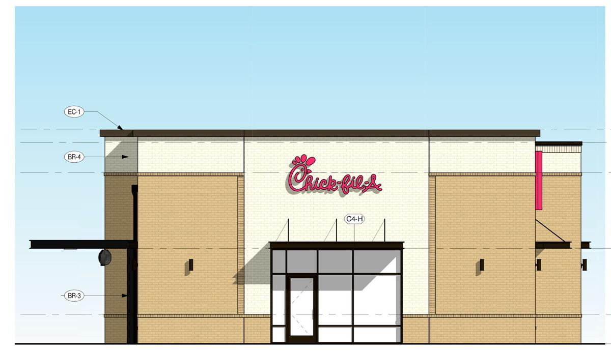 ChickFilA front rendering