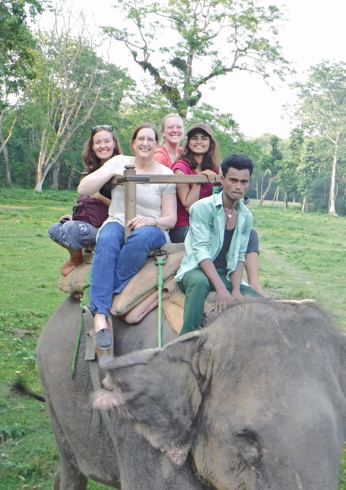 Mission Trip Leads Blalocks To Explore Nepal, Thailand, China
