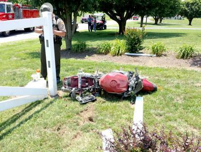1 Killed In Motorcycle Crash Saturday Local News Greenevillesun Com
