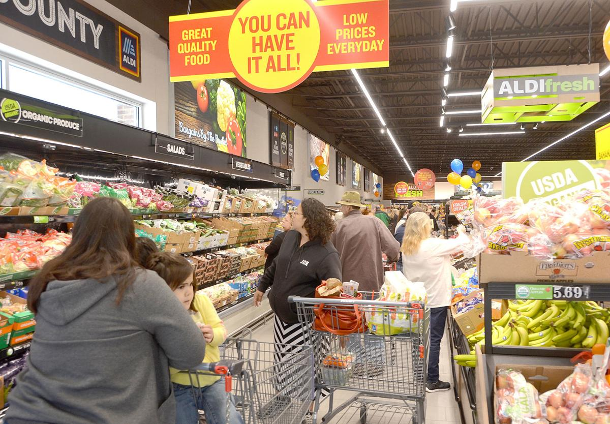 Newest Grocery Store Opens Its Doors See Pictures Local News - Audie's grocery store