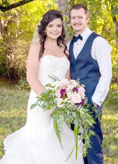 Brooke LaShae Ricker Weds Codey Lynn Dunbar