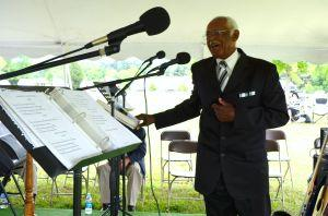Speaker at 2014 Decoration Day Memorial Celebration