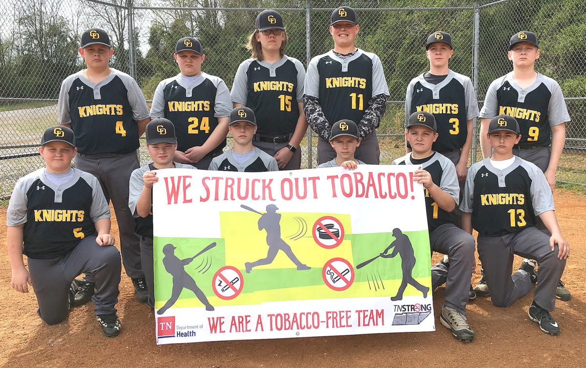 Strike Out Tobacco