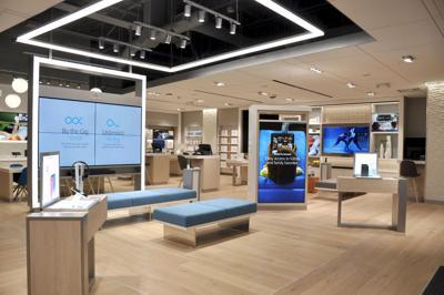 Xfinity Store interior
