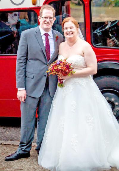 Stephanie Rose Steinhorst Weds Andrew James Williams