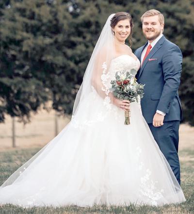 Madeline Elizabeth Morrell Weds Tyler Russell Stewart