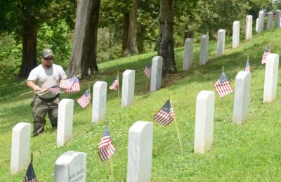 AJ Cemetery Flags