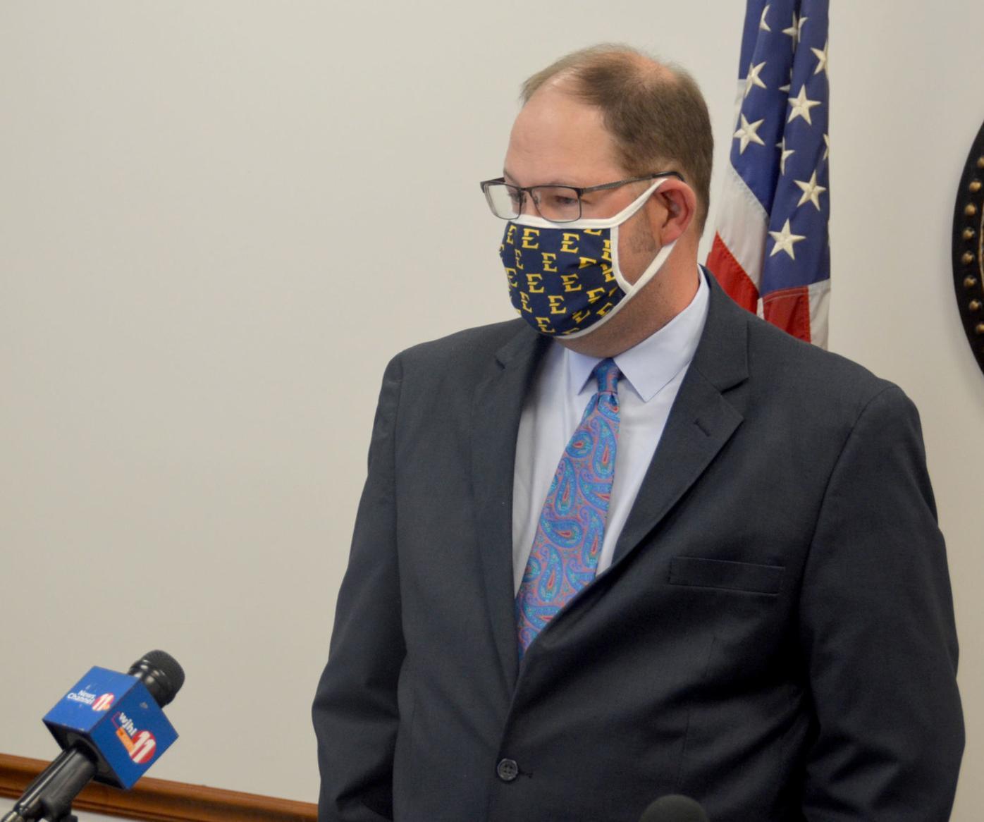Dr. Lewis mask