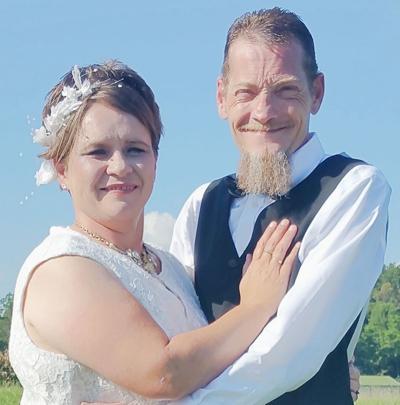 Marissa Kaye McCamey Weds Jamie Joseph Justice