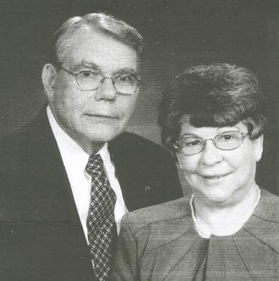 Harold D. and Louise Johnson Brown