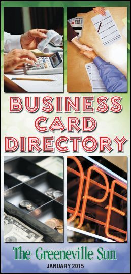 Read suns new business card directory business greenevillesun business card directory january 2015 colourmoves
