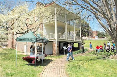 Andrew Johnson Home (copy)