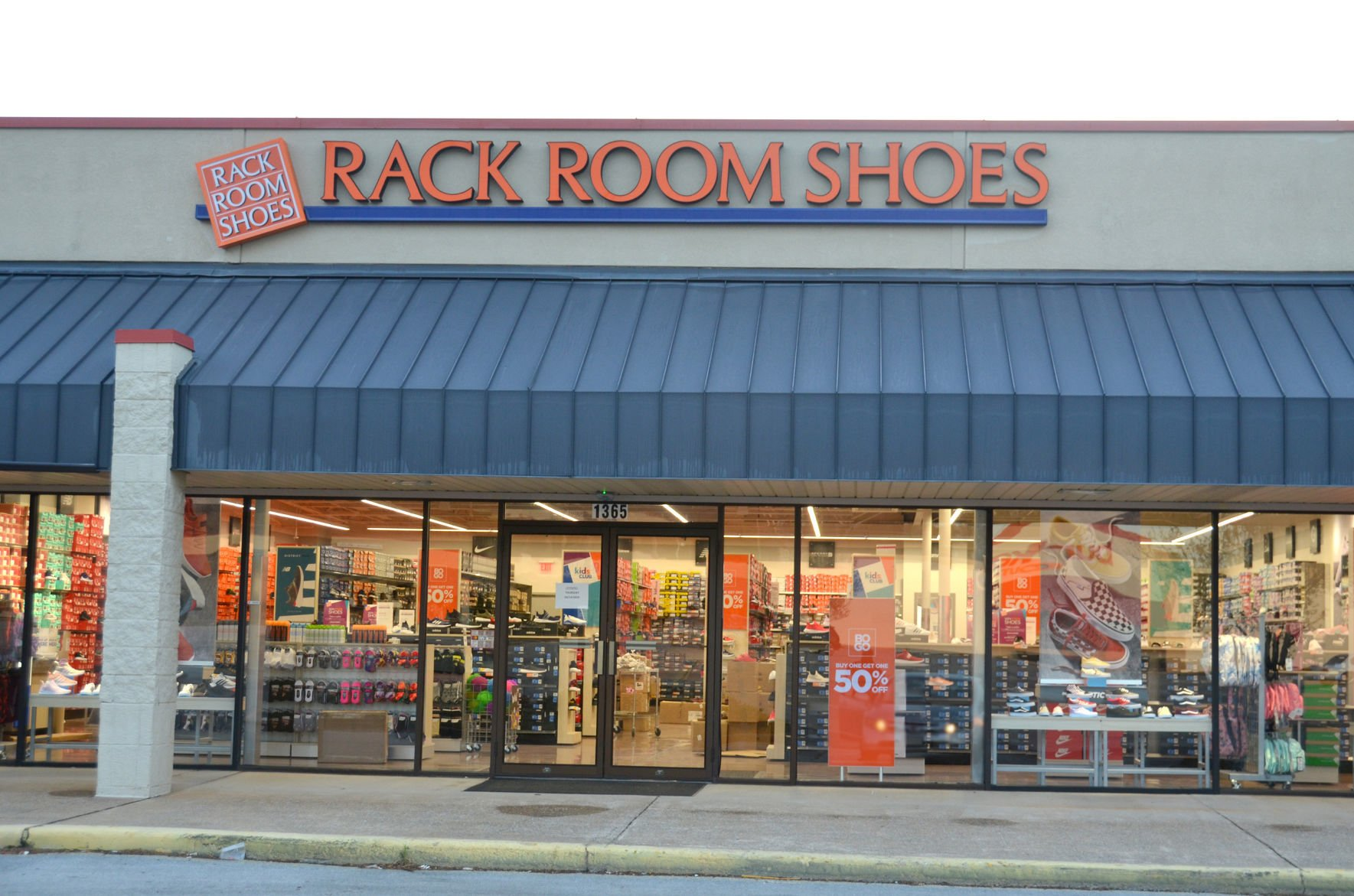 Rack Room Shoes Opening Thursday