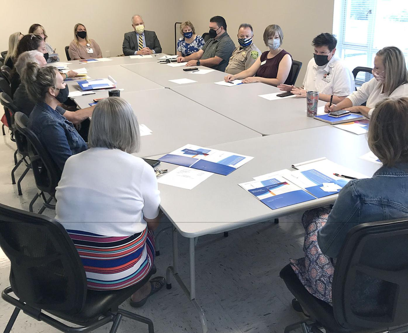 Anti-Drug Coalition Meets At Health Department